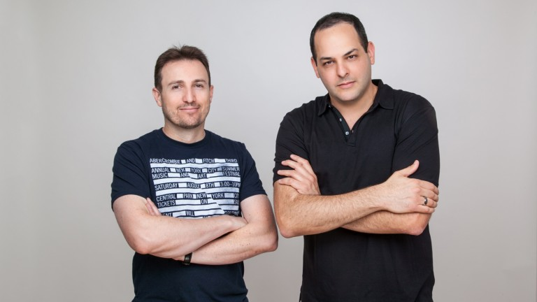 Eyal Ronen and Itai Hirsch, Founders puls